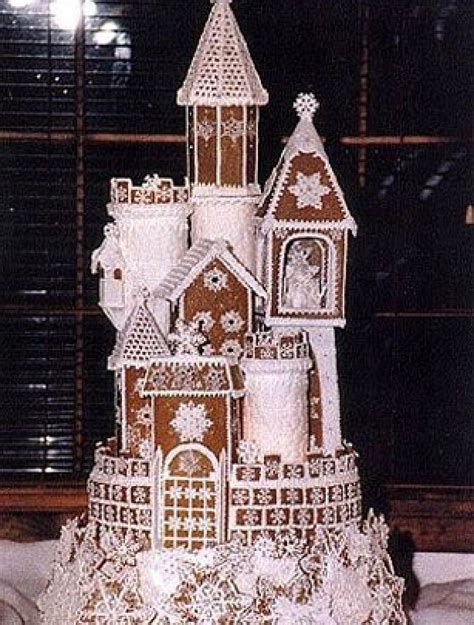 best gingerbread house the best gingerbread houses you have ever seen king of the ginger castle goodtoknow