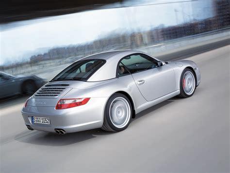 porsche carrera 2005 porsche 911 carrera s cabriolet 997 specs 2005 2006