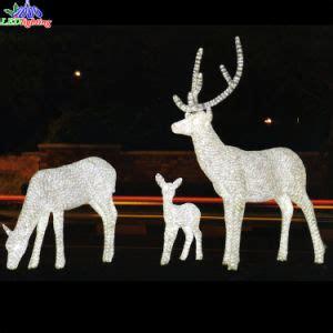 led outdoor reindeer china outdoor acrylic decoration led light reindeer china