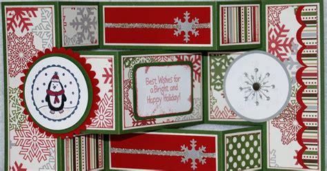 pattern maker kelowna club kids tri fold christmas card with hazel card