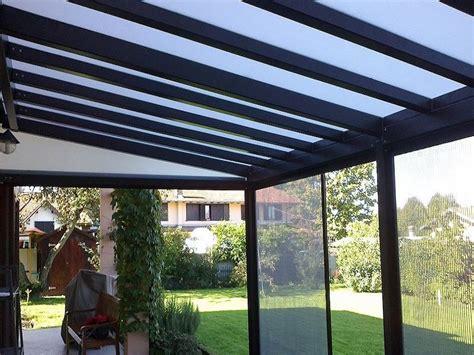tettoie coibentate prezzi coperture in policarbonato tettoie in policarbonato per
