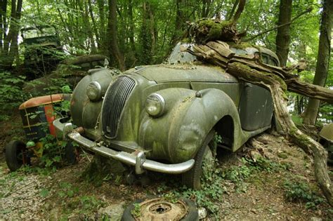 boat driving course colorado the vintage supercars rotting away in a forest and that s