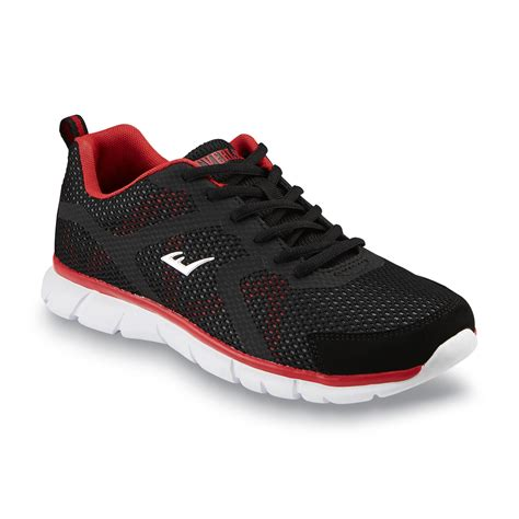 black athletic shoes everlast 174 s advantage black running shoe shop