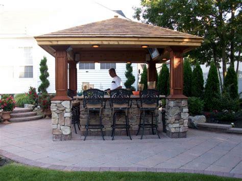 the fantastic outdoor gazebo bar idea outdoor gazebo