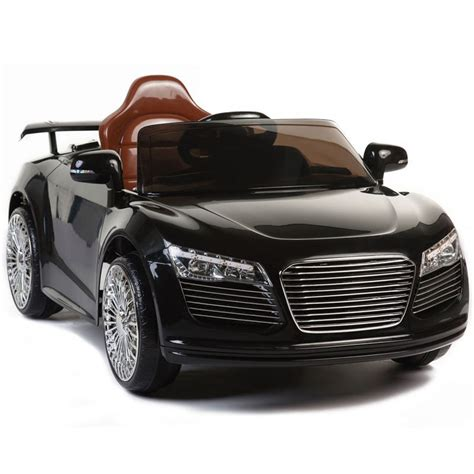 toddler battery car ride on car 12v audi r8 style remote rc