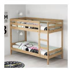 Ikea Bunk Bed Mattress Mydal Bunk Bed Frame Pine 90x200 Cm Ikea
