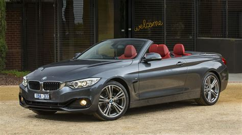 bmw 4 series convertible review photos caradvice