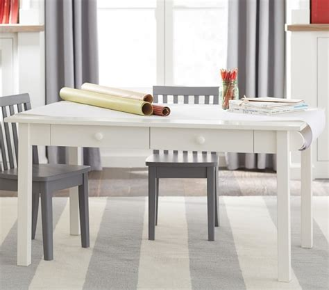 pottery barn desk kids carolina craft play pottery barn kids