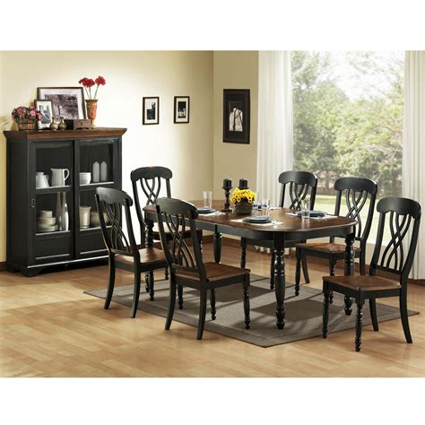 homelegance ohana dining table dining tables home