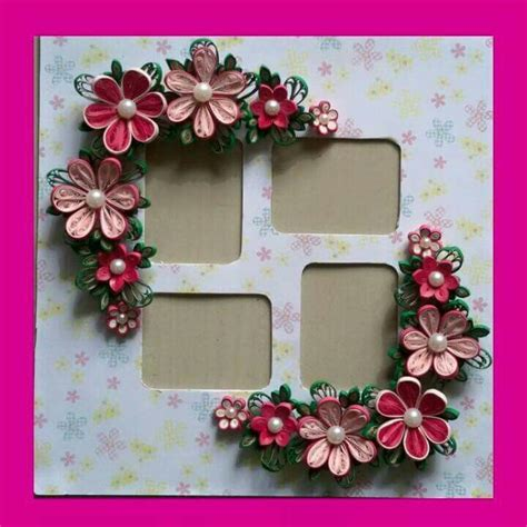 How To Make Paper Quilling Frames - photo frame paper quilling ideas photos