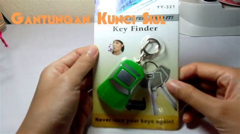 Gantungan Kunci 6 D Nkl gantungan kunci siul whistle key finder