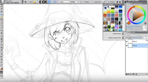 tutorial line art corel draw these tutorials will teach you how to draw anime and manga