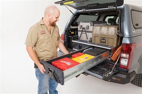 Storage Drawers For Utes by 1300mm Titan Drawer System Suitable For Utes 4wd