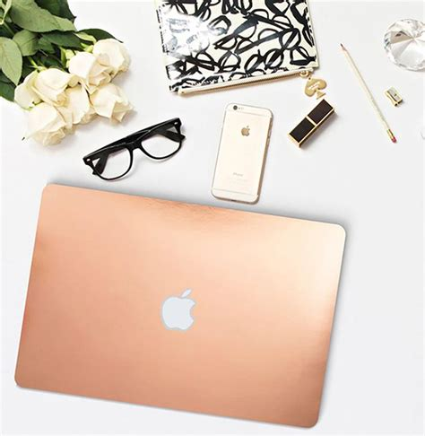 Macbook Air Giveaway - gold macbook air and kate spade giveaway economy of style