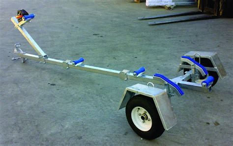 boat trailer folding type for sale boat accessories - Boats Wangara