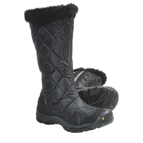 keen burlington high snow boots for 5690w save 30