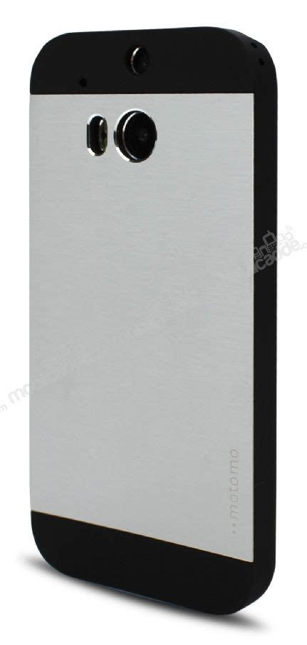 Hardcase Motomo Htc One M8 motomo htc one m8 metal gri k箟l箟f 220 cretsiz kargo