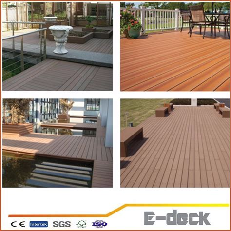 Deck Floor Covering by Pvc Wpc Material Waterproof Anti Slip Outdoor Deck Floor Covering Buy Pvc Wpc Materil