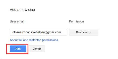 Lookup Email Address Owner Gmail How To Your Search Console Data Safely