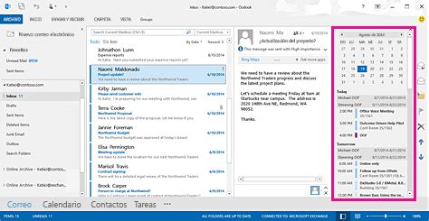 Calendario 4 Esta Es Cambiar El Modo En Que Ve El Calendario De Outlook Outlook