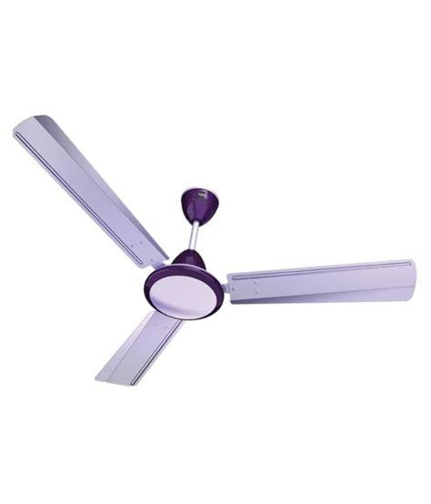 Havells Standard 48 Breezer Purple Ceiling Fan Purple Purple Ceiling Fan