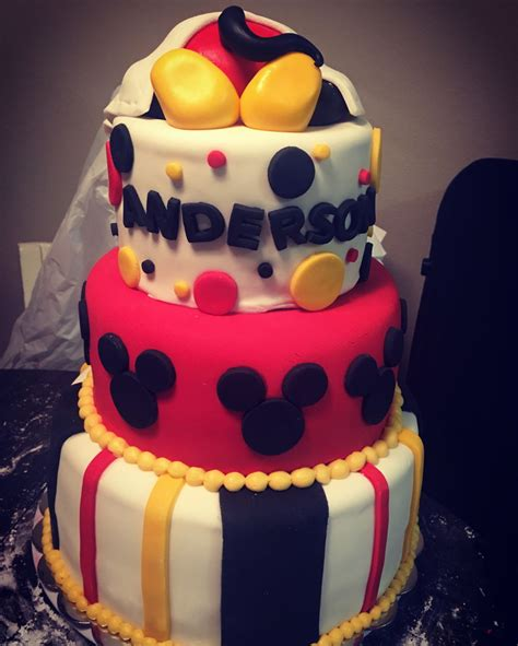 Mickey Mouse Baby Shower Items by Mickey Baby Shower Cake Image Collections Handicraft