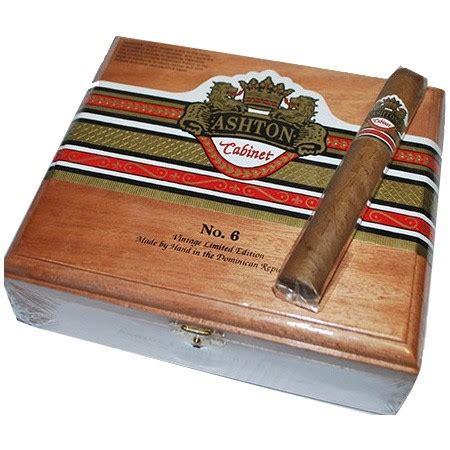 ashton cabinet 6 cigars shop ashton cabinet selection pyramid cigar and pipes