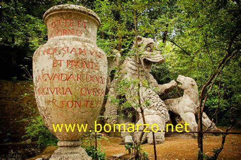 i giardini di bomarzo il parco dei mostri di bomarzo