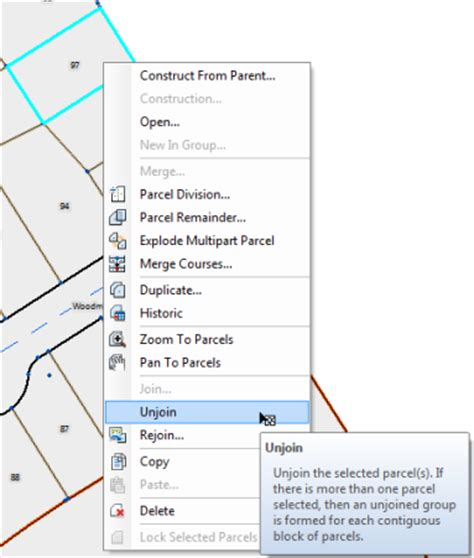 arcgis tutorial data for desktop 10 3 tutorial create new parcels in the parcel fabric help