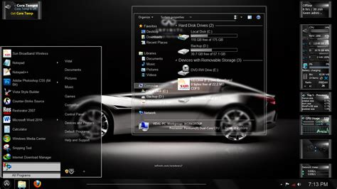 themes for windows 7 free download full version theme windows 7 full glass hilmishare free download