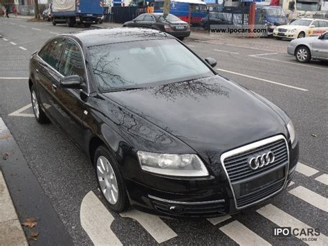 2005 audi a6 2 0 tdi automatic air conditioning navigation 4 car photo and specs