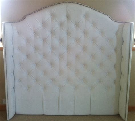 tufted headboard with diamonds diamond tufted velvet wingback headboard full tall
