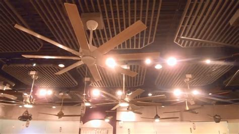 Ceiling Fans On Display At Ceiling Fans Replacement Outdoor Ceiling Fan Blades