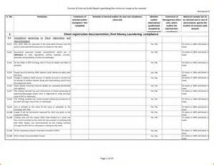 iso audit report template 8 audit report template expense report