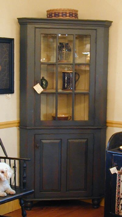 rustic corner china cabinet 1128 best images about country rustic primitive home