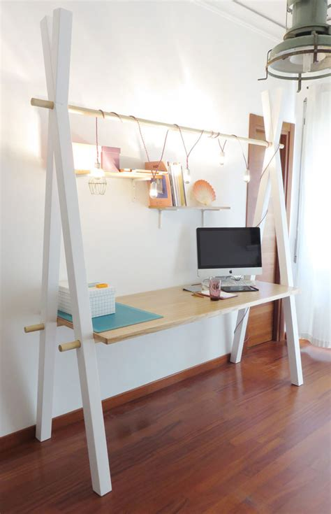 stylish curved minimalist desk digsdigs functional modern desk with crisscross legs digsdigs