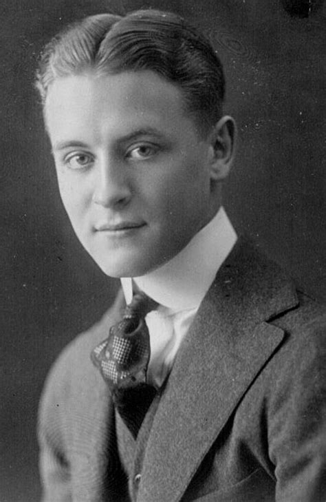 F. Scott Fitzgerald Quotes - Sound and Vision