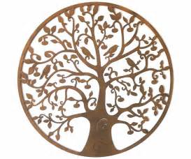 wall design ideas sculpture decorations tree of