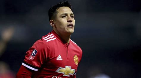 alexis sanchez news alexis sanchez set for manchester united league debut at