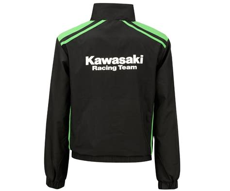 kawasaki jacket genuine kawasaki parts kawasaki krt jacket