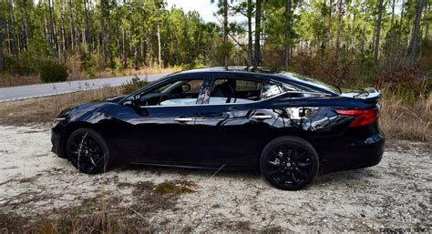nissan midnight 2018 nissan maxima sr midnight edition new car release