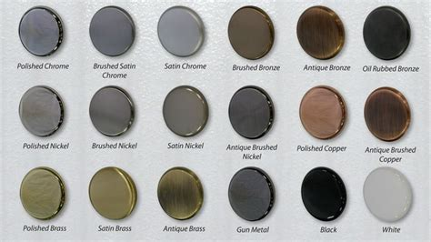 Door Knob Colors 21 Best Images About Bath Shower On San