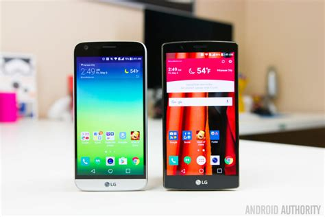 Lg G4 Lg G6 lg g5 vs lg g4 android authority