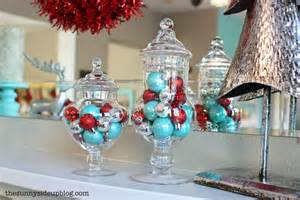 christmas decor 2012 the sunny side up blog