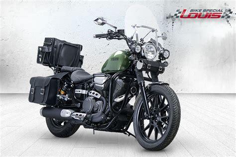 Motorrad Style Tours Sac yamaha xv 950 r tour special conversion louis motorcycle