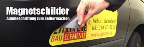 Autowerbung Aufkleber Magnet by 9 Wichtige Tipps F 252 R Ihre Magnetschilder D Sign Werbung