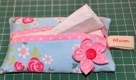 tissue holder pattern sew sew scrumptious mothers day gift tutorials tissue holder