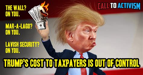 trump security costs on pace to cost taxpayers 300 3 20 2017 trump s personal cost to taxpayers is out of