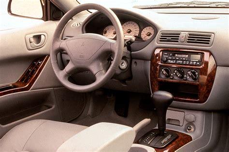 1999 03 Mitsubishi Galant Consumer Guide Auto