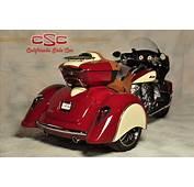 Indian Motorcycle Trike Kit  California Sidecar